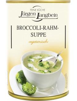 Jürgen Langbein Broccoli-Rahm-Suppe