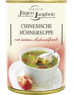 Jürgen Langbein Chinesische Hühnersuppe