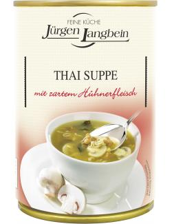 Jürgen Langbein Thai Suppe