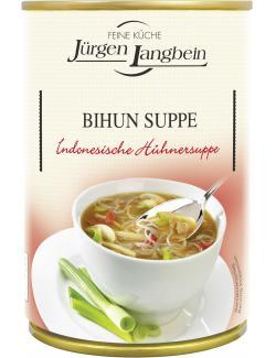 Jürgen Langbein Bihun-Suppe