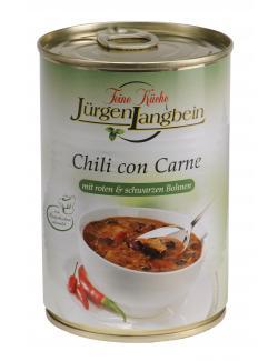 Jürgen Langbein Chili Con Carne (400 g) - 4007680104512