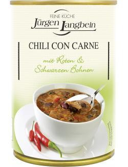Jürgen Langbein Chili Con Carne
