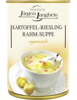 Jürgen Langbein Kartoffel-Riesling-Rahm-Suppe (400 ml) - 4007680106417