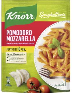Knorr Spaghetteria Pomodoro Mozzarella (163 g) - 4038700118066