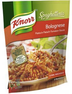 Knorr Spaghetteria Bolognese (164 g) - 4038700118288
