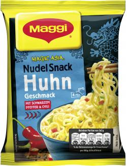 Maggi Magic Asia Instant Nudel Snack Huhn