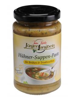 Jürgen Langbein Hühner-Suppen-Paste (250 g) - 4007680101528