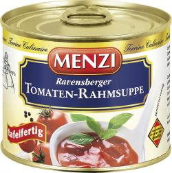 Menzi Ravensberger Tomaten-Rahmsuppe (200 ml) - 4016900076409