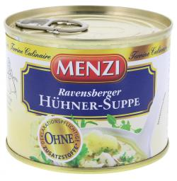 Menzi Ravensberger Hühner-Suppe (200 ml) - 4016900093406
