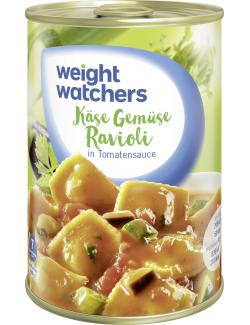Weight Watchers Käse Gemüse Ravioli (400 g) - 4002473952455
