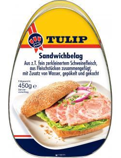 Tulip Dänischer Sandwichbelag