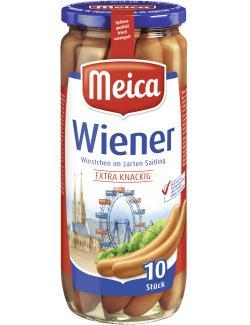 Meica Wiener (10 x 50 g) - 4000503104003