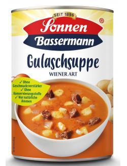 Sonnen Bassermann Gulaschsuppe (395 ml) - 4002473802453