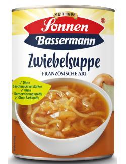 Sonnen Bassermann Zwiebel Suppe Französische Art (390 ml) - 4002473814456