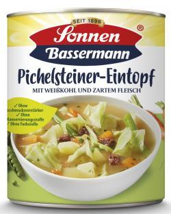 Sonnen Bassermann Pichelsteiner Eintopf
