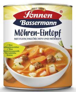 Sonnen Bassermann Möhren-Eintopf (800 g) - 4002473942357