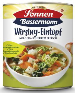 Sonnen Bassermann Wirsing-Eintopf