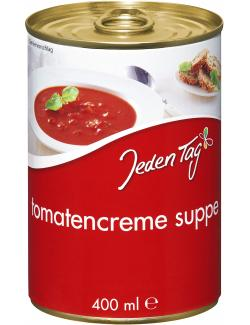 Jeden Tag Tomatencremesuppe