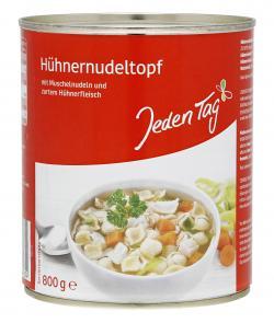 Jeden Tag Hühnernudeltopf (800 g) - 4306188049654