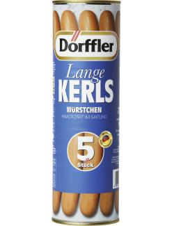 Dörffler Lange Kerls Würstchen (400 g) - 4000582503094