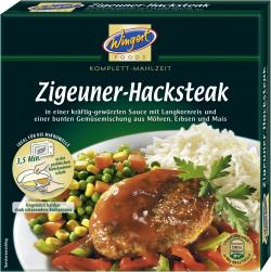 Wingert Foods Zigeuner-Hacksteak
