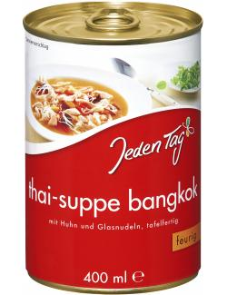 Jeden Tag Thaisuppe Bangkok (400 ml) - 4306188057048