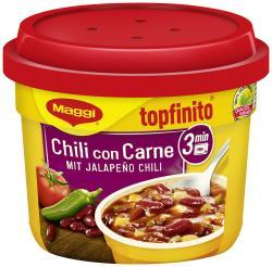 Maggi Topfinito Chili Con Carne mit Jalapeno Chili