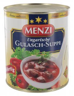 Menzi Ungarische Gulasch -Suppe (800 ml) - 4016900024103