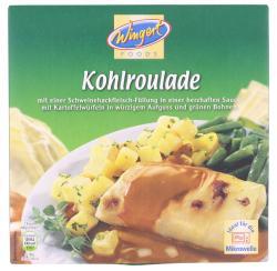 Wingert Foods Kohlroulade (480 g) - 4044983005092