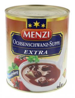 Menzi Ochsenschwanzsuppe extra (800 ml) - 4016900001104