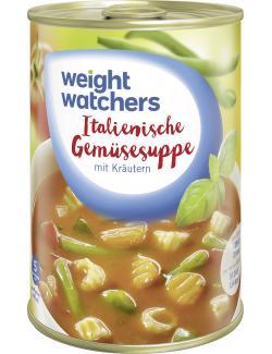Weight Watchers Italienische Gemüsesuppe
