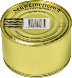 Eifel Schweinefleisch im eigenen Saft (400 g) - 4003473014600