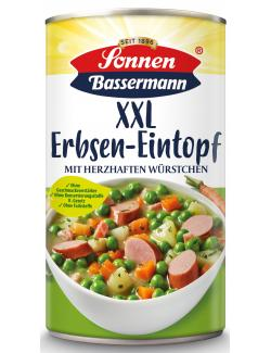 Sonnen Bassermann XXL Erbsen-Eintopf mit zarter Bockwurst