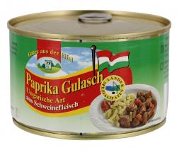 Eifel Paprika Gulasch ungarische Art
