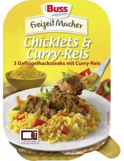 Buss Freizeitmacher Chicklets & Curry-Reis (300 g) - 4003082008540