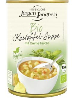 Jürgen Langbein Bio Kartoffelsuppe