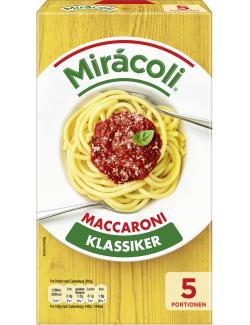 Mirácoli Maccaroni mit Tomatensauce (581 g) - 4002359004094