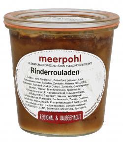 Meerpohl Rinderrouladen (500 g) - 4260047760756