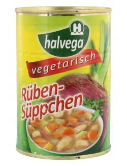 Halvega Rüben-Süppchen  (400 g) - 4012682004524