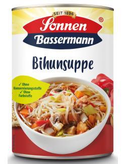 Sonnen Bassermann Bihunsuppe