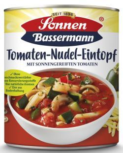 Sonnen Bassermann Tomaten-Nudel-Eintopf
