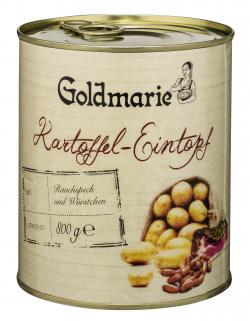 Goldmarie Kartoffel-Eintopf (800 g) - 4260404852520