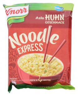 Knorr Asia Noodle Express Huhn (70 g) - 8712100816482