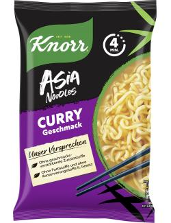 Knorr Asia Noodles Curry