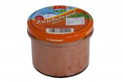Eifel Zwiebelwurst gekocht