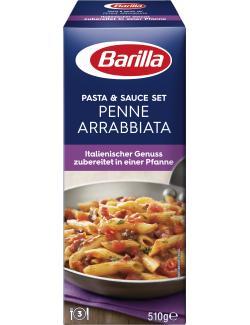 Barilla Pasta & Sauce Set Penne Arrabbiata