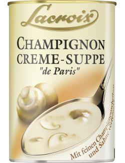Lacroix Champignon Creme-Suppe de Paris (400 ml) - 4009062460995
