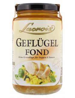 Lacroix Geflügel Fond (400 ml) - 4009062800029