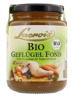 Lacroix Bio Geflügel Fond