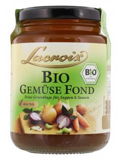 Lacroix Bio Gemüse Fond